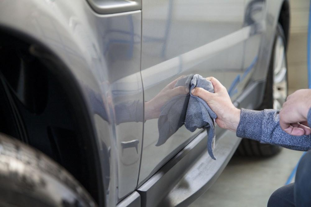 nettoyage voiture exterieur manuel