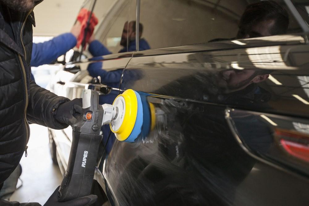 polissage carrosserie, peinture voiture