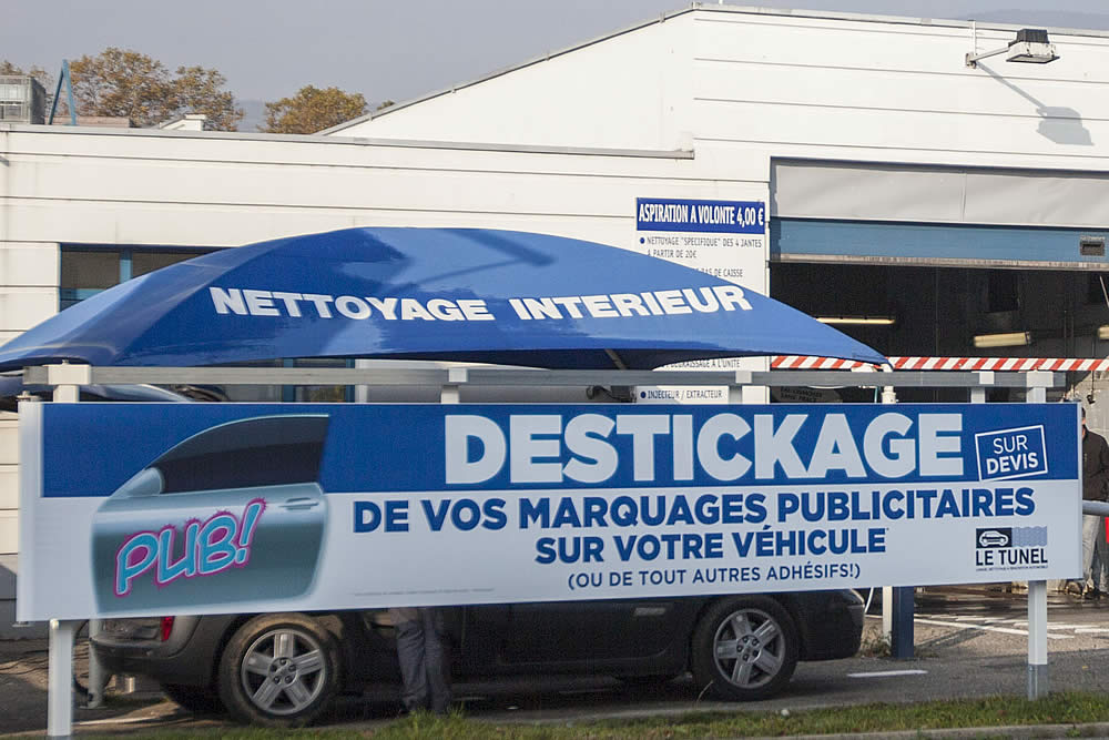 promotion destickage chambery